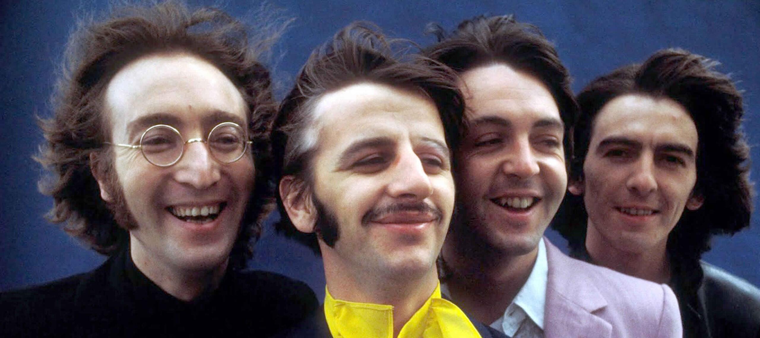 Tributo a The Beatles - smoking molly