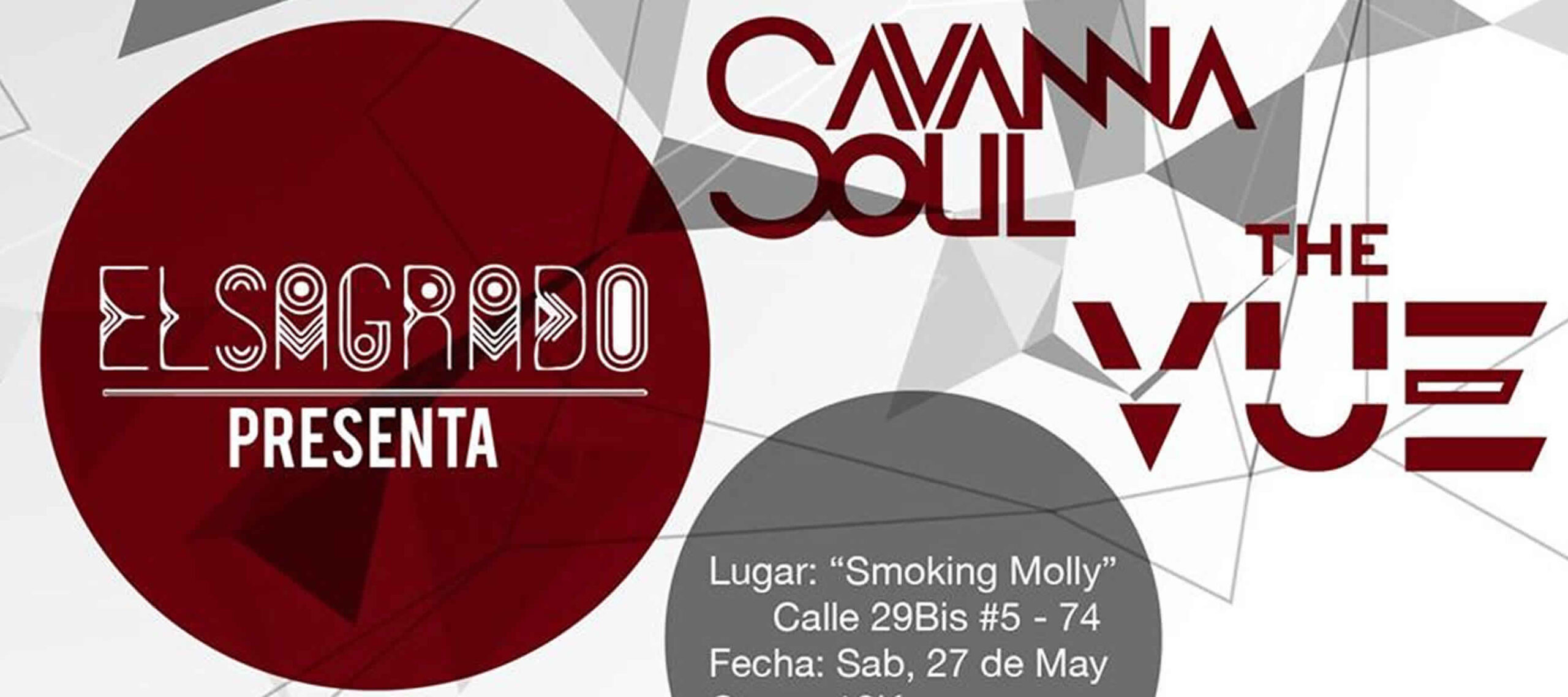Savanna Soul & The Vue en vivo