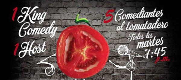 Toma tu Tomate Comedy Club
