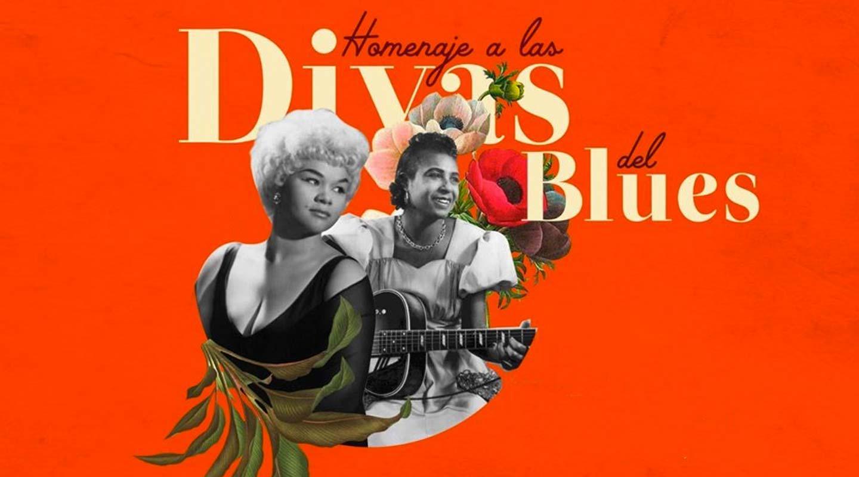 Homenaje a las Divas del Blues